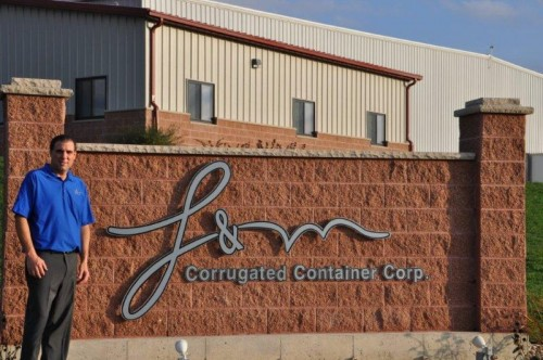 L&M Corrugated Container